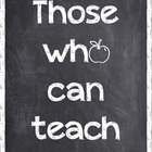 FREE Teacher Poster