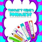 FREE Teachers Clipart Bookmarks