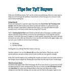 FREE Tips for TpT Buyers - Find More of What You Need Now!