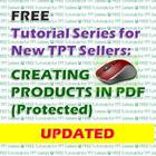 FREE Tutorial: Creating Products in PDF and JPEG