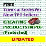 FREE Tutorial: Creating Products in PDF Format (UPDATED)