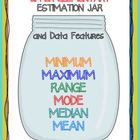 FREE Upper Elementary Estimation Jar and Data Feature Analysis