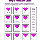 FREE: Valentine&#039;s Day Critical Thinking Activity