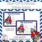 FREE Values Rocket Display (Editable)