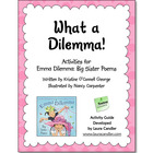 FREE What a Dilemma! (Poetry Teaching Guide)