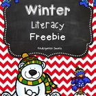 FREE Winter First Sound Spinner Game [Kindergarten Smarts]