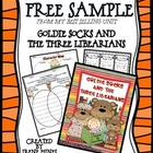 FREEBIE: A Free Sample From Goldie Socks And The Three Libearians