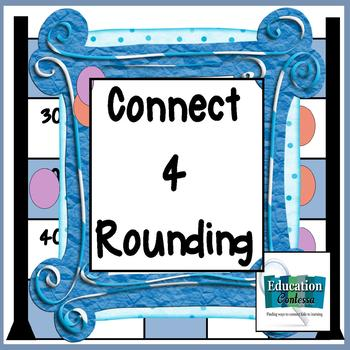 FREEBIE - Connect 4 Rounding