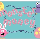 FREEBIE Easter Monster Money