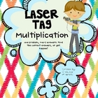 FREEBIE! Laser Tag Multiplication