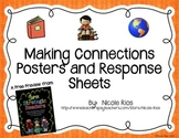 FREEBIE:  Making Connections Strategy Posters and Response Sheets
