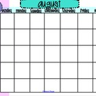 FREEBIE! Morning Calendar/Routine Elementary