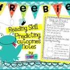 FREEBIE Predicting Outcome Notes