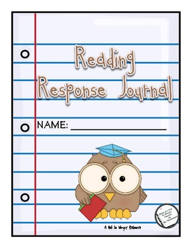 FREEBIE: Reading Journal (fiction) *REVISED