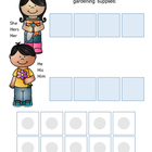"FREEBIE! Speech and Language ""WH"" Cue Cards"