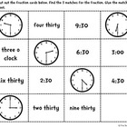 FREEBIE:Telling Time Sort