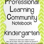 ~FREE~Professional Learning Community (PLC) Binder Covers