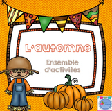 FRENCH {Fall}Math and literacy/L'automne {maths et littératie}