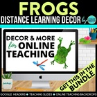 FROGS Themed Classroom Kit ~ Printables &amp; More