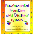 FUNdamental Fraction and Decimal Games