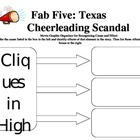 Fab Five Texas Cheerleading Scandal Movie Guide Cause and Effect