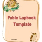 Fable Lapbook Template