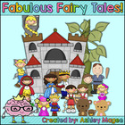 Fabulous Fairy Tales Unit (ideas for 10 Fairy Tales!)