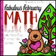 Fabulous February Math Activities
