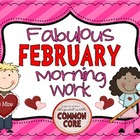 Fabulous February Morning Work