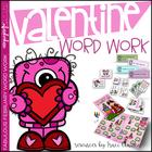 Fabulous February Word Work