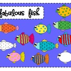 Fabulous Fish Clip Art