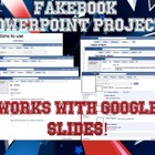 Facebook PowerPoint Project