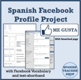 Facebook Profile Description Project