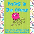 Faces in the Ocean Activities