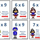 Fact Ball - Multiplication and Division Football Game