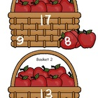 Fact Families 11-20 (Apple Basket theme)