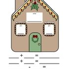Fact Families Gingerbread House and Boys/Girls