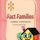 Fact Families Lesson Plans