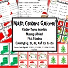 Fact Families and More-Math Centers Galore!