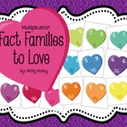 Fact Families to Love (Multiplication & Division)