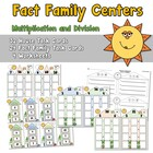Fact Family - Multiplication/Division