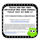 Fact Fluency Math Certificate Freebie
