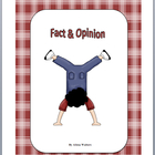Fact & Opinion Coloring Activity 3