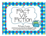 Fact and Fiction - Lesson