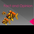 Fact and Opinion PowerPoint lesson