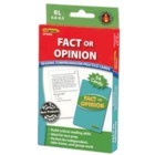 Fact or Opinion Reading Comprehension Practice Cards RL 5.0-6.5