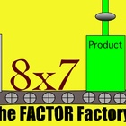 Factors &amp; Products; A Video on How They Relate In Multiplication