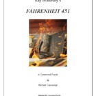 Fahrenheit 451 Crossword Puzzle