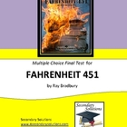 Fahrenheit 451 Final Test - All Multiple Choice