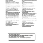Fair Use Guidelines and Citation Sheets - PDF Files- Printable